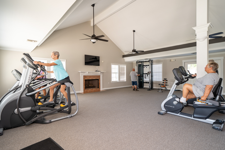 Grove Exercise Room 1