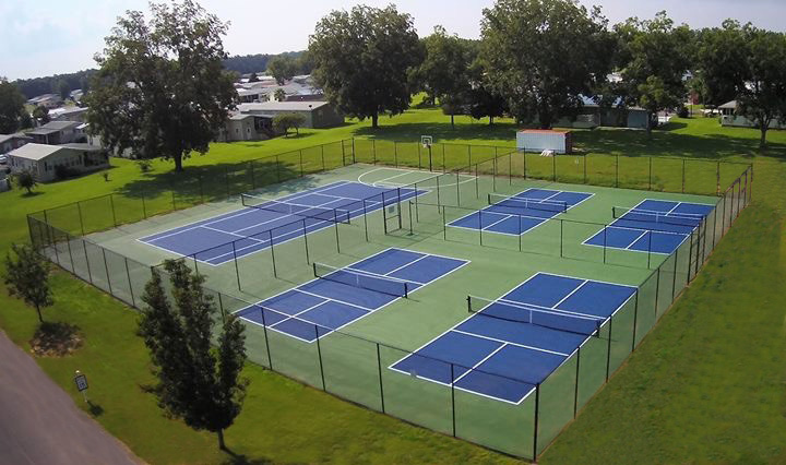 PickleBallCourts